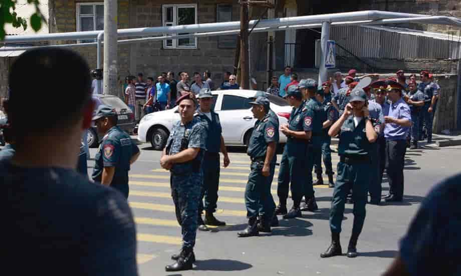 Armenian Gunmen Group